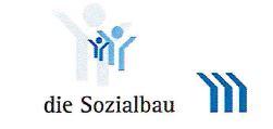 sozialbau mit Mensch